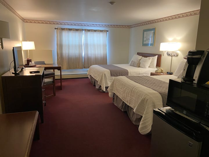 Family Friendly Deluxe Room