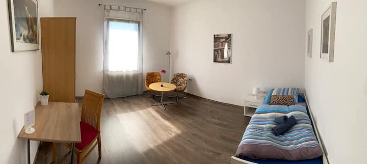 Sunny Room near Heidelberg / Mannheim