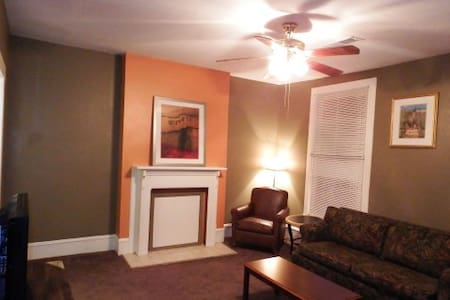 Clean and Comfortable Apartment in Downtown Macon