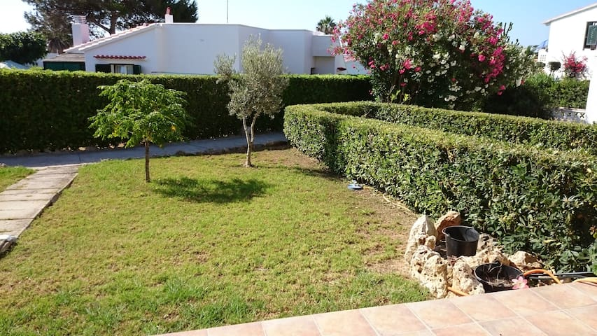 Family apartment in S'Algar, near the sea