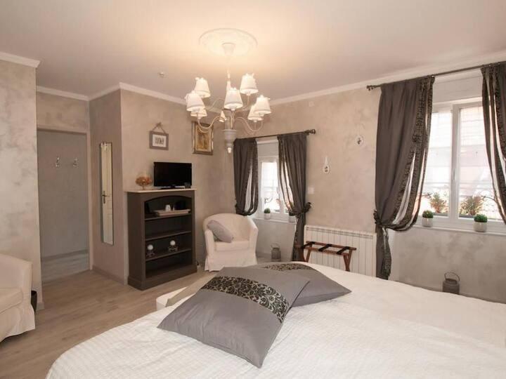 LE LOGIS AUX BULLES - Room Elegance