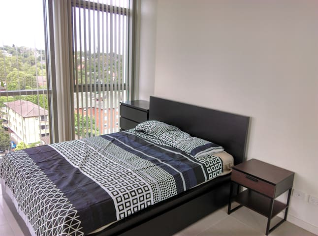 Modern new 2 bedroom apartment - Strathfield - Lejlighed