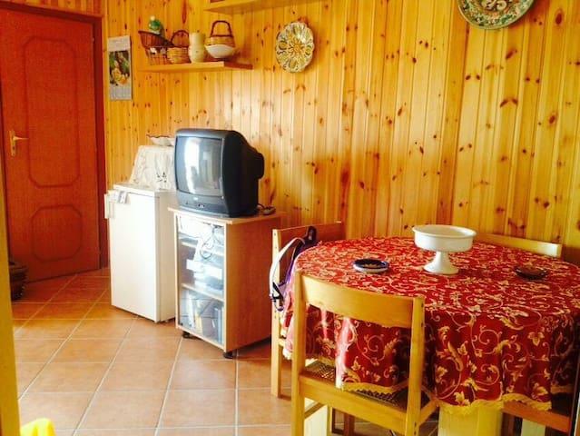 Delizioso appartamento in montagna - Valle del Sole - Apartemen