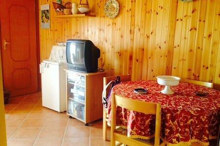 Delizioso appartamento in montagna - Valle del Sole - Apartamento