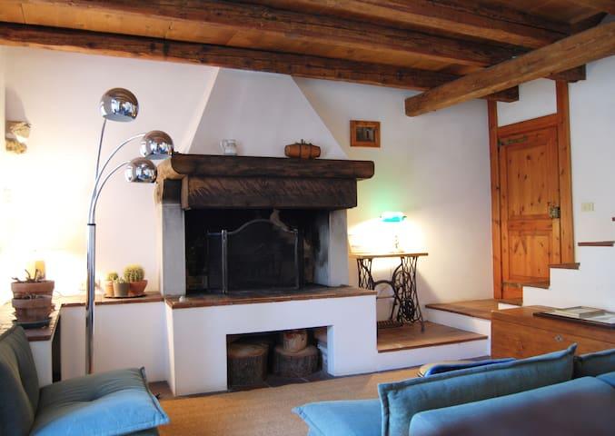 Pogri House Rustico - Relax e pace fuori città - San Dorligo della Valle - Casa