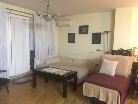 Spacious Accommodation in the Center of Sofia