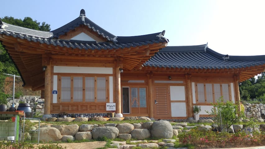 Trditional Korea house-Haneulnuri