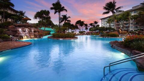 OCEANFRONT Westin Kaanapali 1BR Luxury Villa Condo