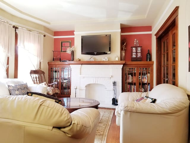 Great Family Apartment Next To Golden Gate Park!