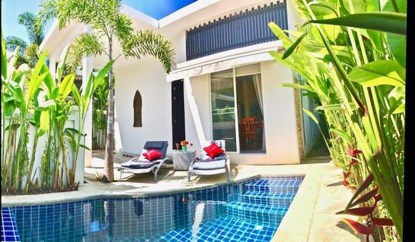 The Greens Rawai: villa de 1 chambre