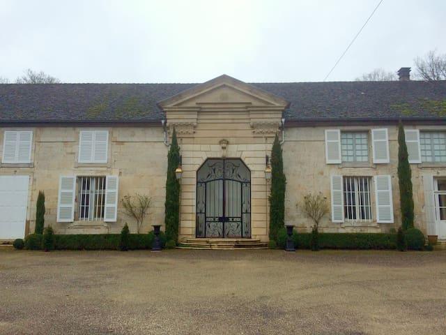 Château de Roches sur Rognon - Chambre Orange