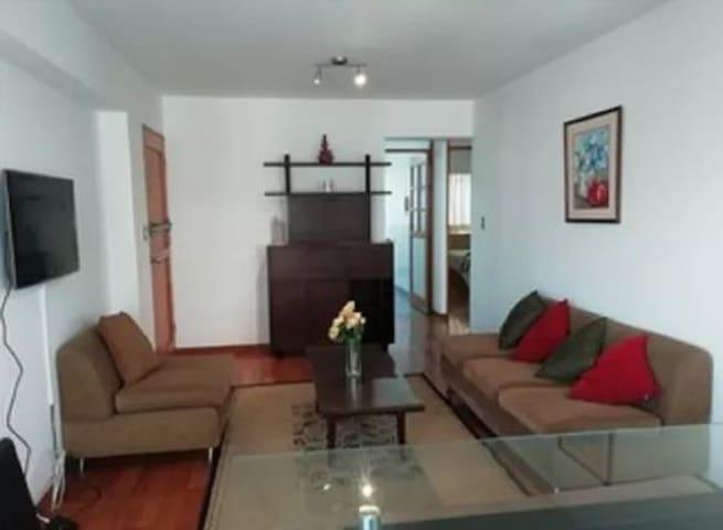 Cómodo departamento en centro Barquisimeto