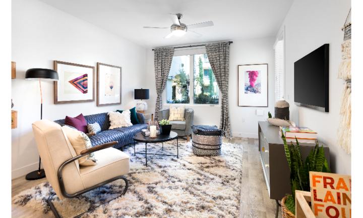 Live + Work + Stay + Easy | 2BR in Pasadena