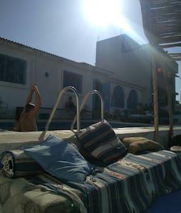 Villa avec piscine vue sur mer - Tanger