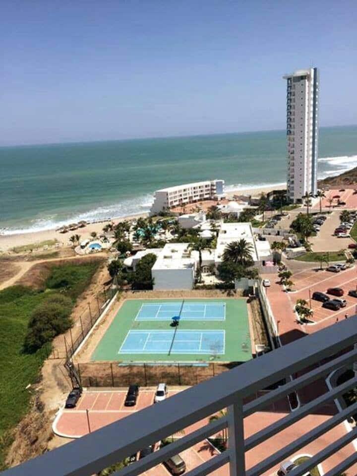 Departamento en Ocean Club - Villamil Playas.