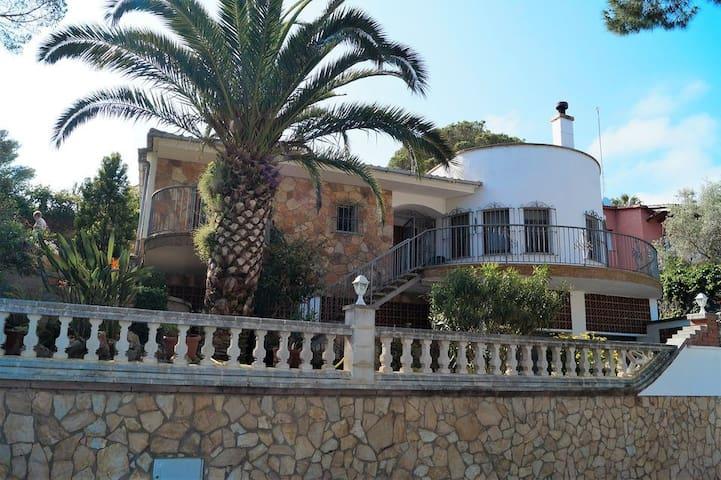 Acogedora casa en la Costa Brava