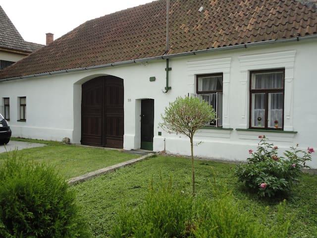 Apartmány Hvožďany u Bechyně