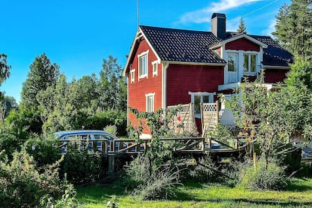 6 person holiday home in MÅNKARBO