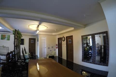 The Senior Citizens' Farm House - Brown Room