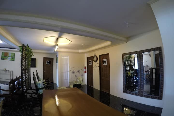 The Senior Citizens' Farm House - Brown Room