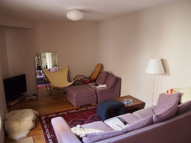 Chambre calme dans maison, quartier des Minimes