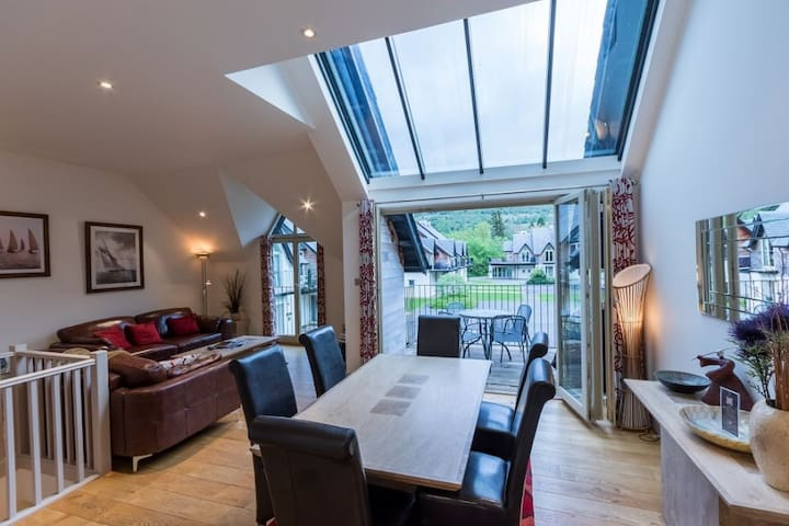Mains of Taymouth, Kenmore - 4* The Atrium, sleeps 6