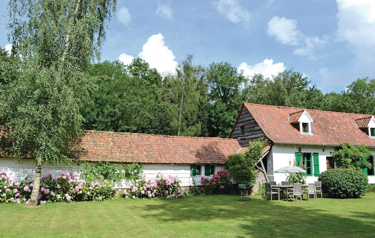 Awesome home in St. Denoeux with WiFi and 2 Bedrooms