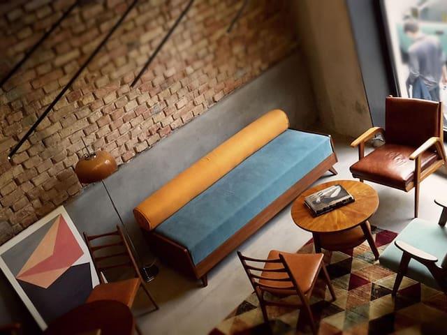 Savamala Beograd 11 rooms-entire space