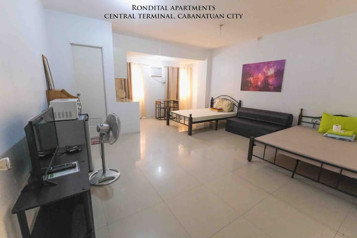 Cabanatuan - Fully Furnished Studio Apartment 4