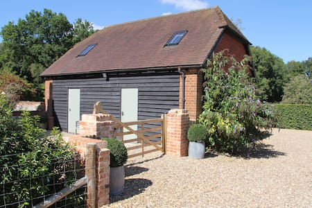 Ideally situated quiet annex close to Newbury - Penwood - Annat