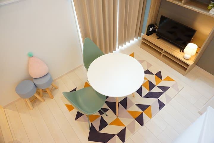 ☆203☆Close to Kumamoto Sta.All New and unique room