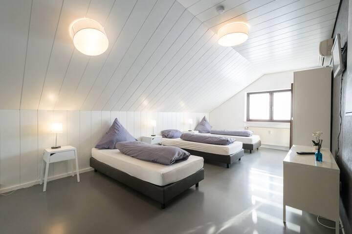 Exklusive Ausstattung in Feldrandlage - Dietzenbach - Apartmen