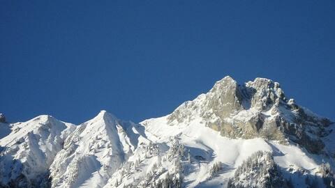 2 Zimmerwohnung in der Alpenwelt