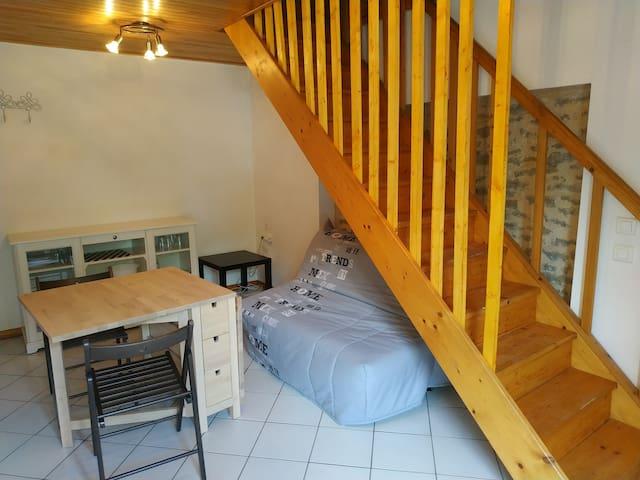 Appartement n°2 facile d'accès au coeur de Figeac