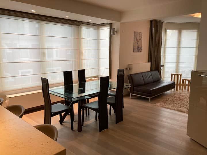 Modern luxe appartement op toplocatie