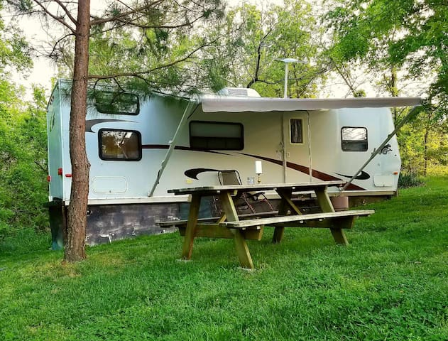 Clean and Cozy camper near DC - Fort Washington - Camping-car/caravane