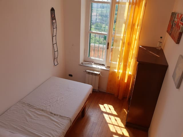 ☀️Small  room just 20 minutes from the city center