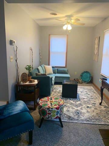 Cozy place to stay easy to Akron/Canton/Cleveland