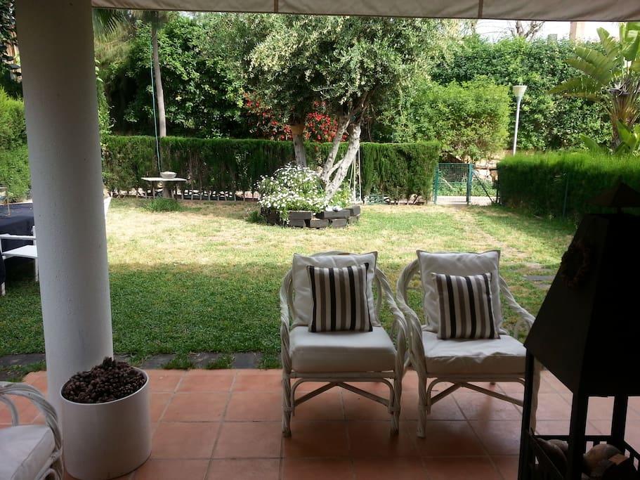 Casa en campolivar godella valencia houses for rent in for Piscina de godella