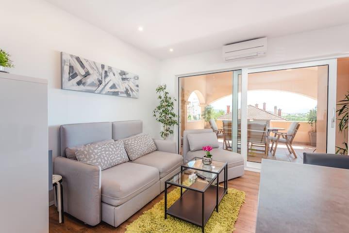 Neretva Valley Apartments - Private Terrace