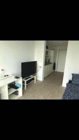 Modernes u. uninahes 1-Zimmer-Apartment