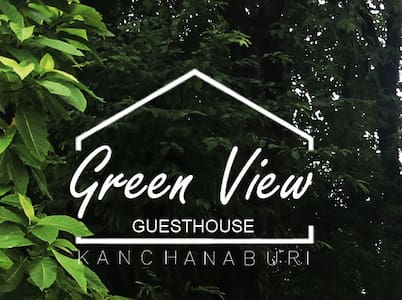 Green View Guesthouse(Fan Room) - Tambon Ban Tai - Pension