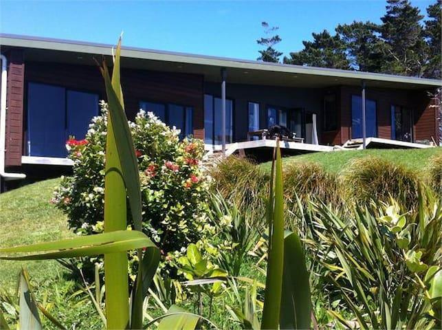 Muriwai Ocean Vista - Waimauku - Hus