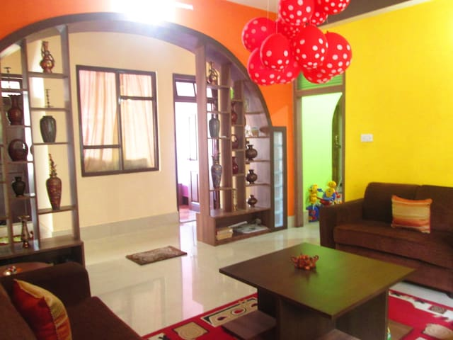 Experience Local Home in Urban Hills - East Sikkim - Casa