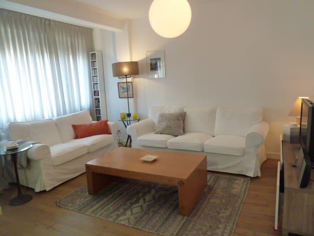 Bonito piso en el centro de Irún a 4 Km de hendaya