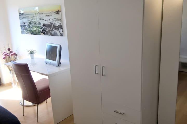 Kleines ruhiges DG Appartement in Trier S