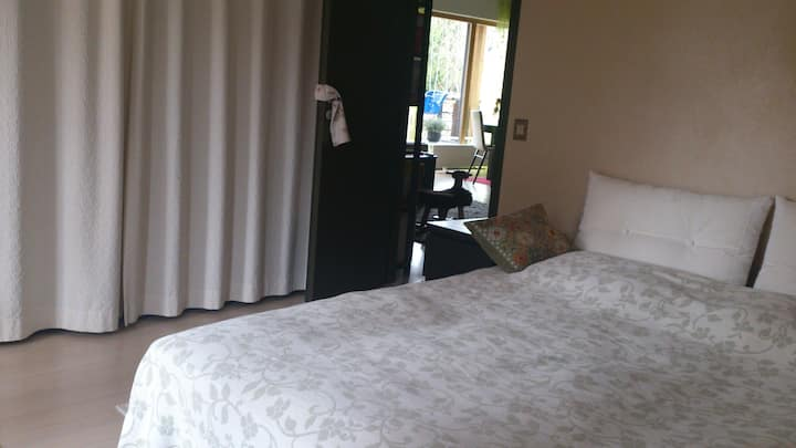 Quiet apartment in suburbs of Tallinn