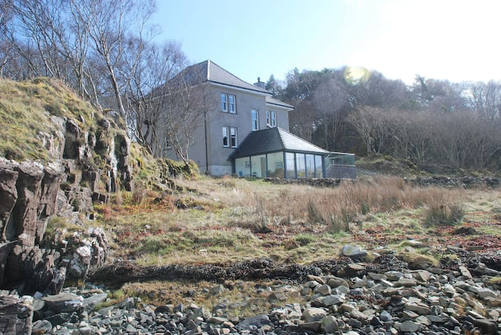 Saorsa, Arisaig....Twin Room