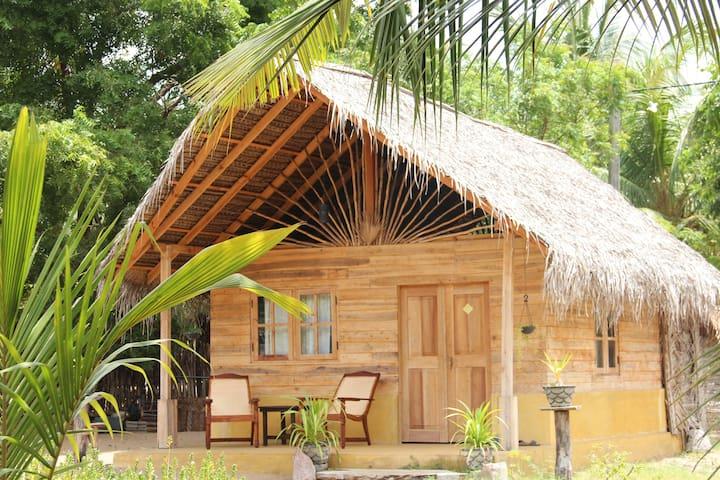 Amazing bungalow near kitesurfing lagoon - Kalpitiya - Chalet