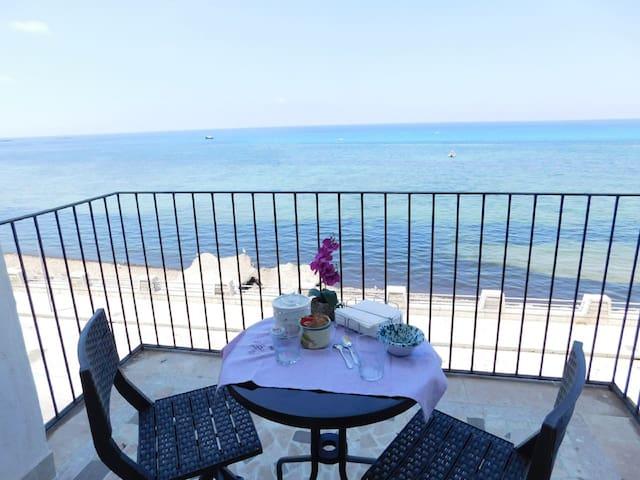 Appartamento Belvedere con vista mare